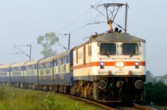 Train from Delhi to Pushka