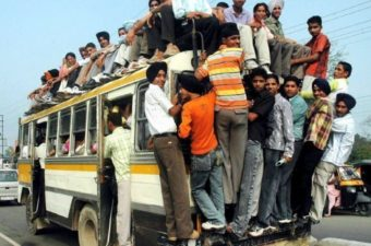 A Hectic bus ride from Udaipur to Mumbai